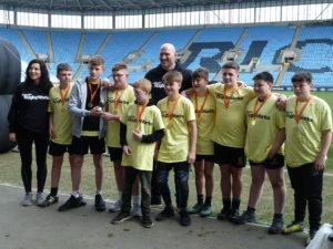 Dallaglio RugbyWorks winners