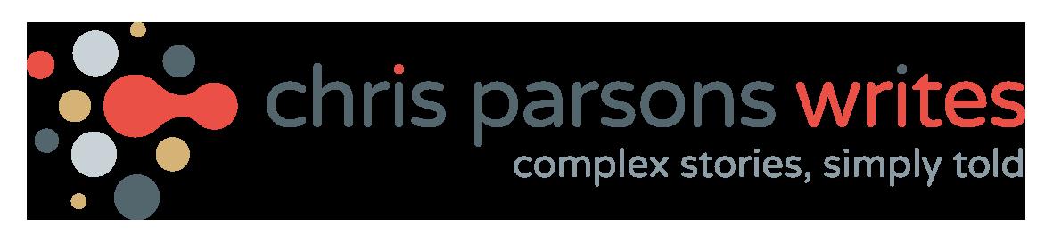 chris parsons writes